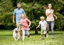 家族と愛犬  04-19-06