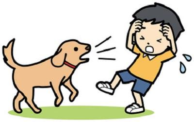 人に吠える犬 12-14-01