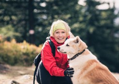 愛犬と散歩 11-10-02
